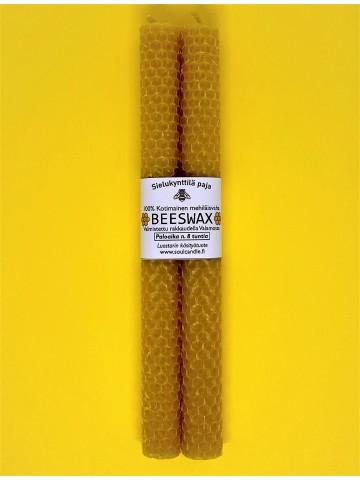 Mehiläisvahakynttilä Hunaja...